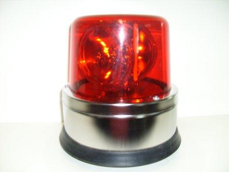 Amber vehicle warning lights